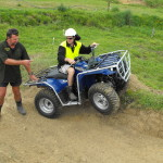 Quad bike safety is a major issue for NZ farmers